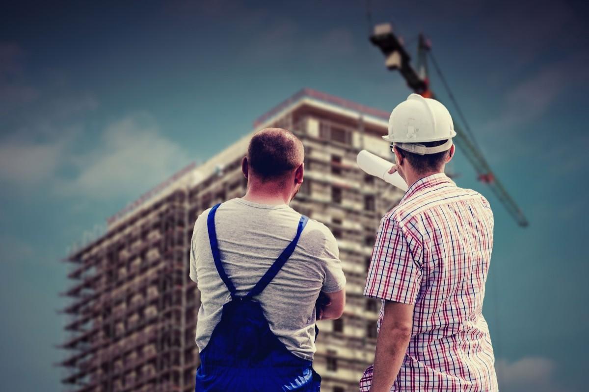 Baustellen-Koordination, Industrieanlagenbau